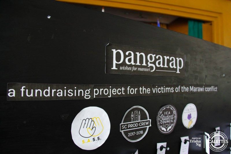 ica pangarap wishes for marawi