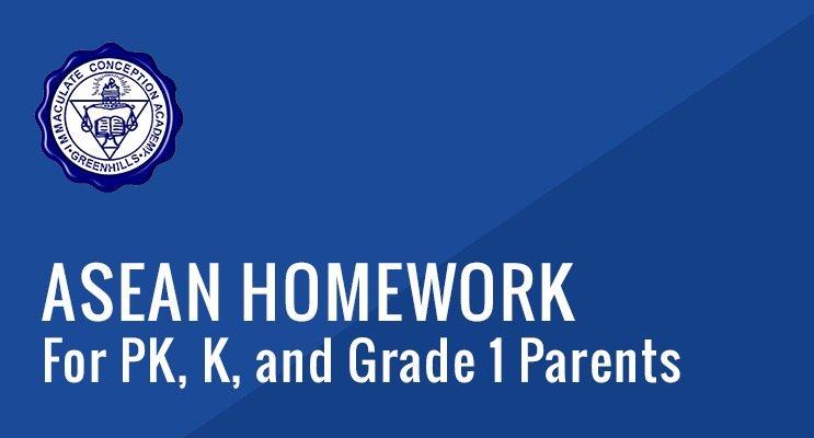 asean homework