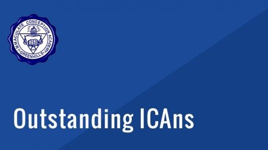 outstanding icans