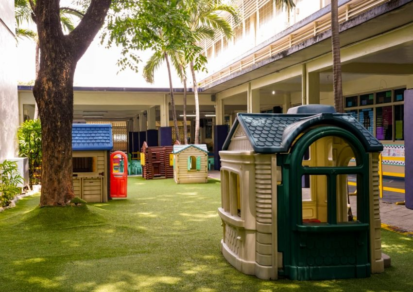 ica kinder playground